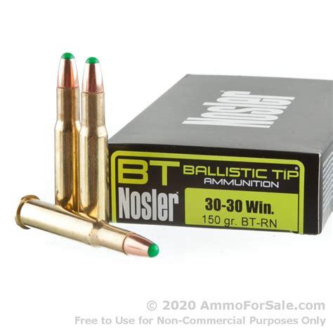 30 Carbine Ballistic Tip Ammo