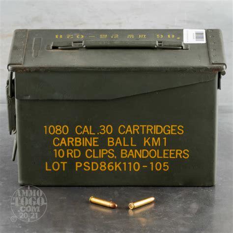 30 Carbine Bulk Ammo For Sale