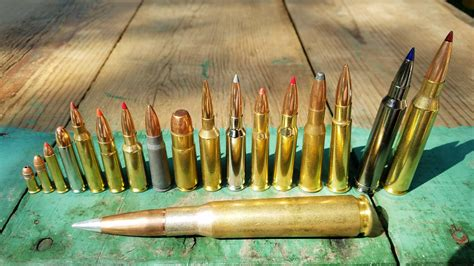 30 Rifle Calibers