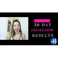 30 day clean eating challenge scam