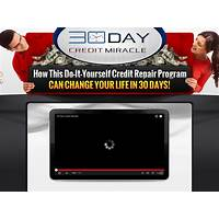 30 day credit miracle pays out 75% commissions! step by step