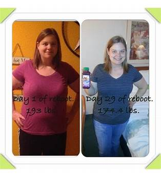 30 Day Juice Fast Weight Loss Results