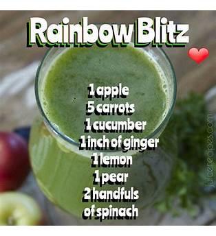 30 Day Juice Recipes