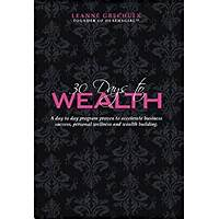 30 days to wealth discover the blueprint for true wealth programs