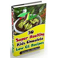 30 super healthy kids chocolate low gi recipes tutorials