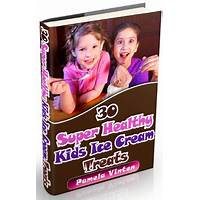 30 super healthy kids ice cream treats programs