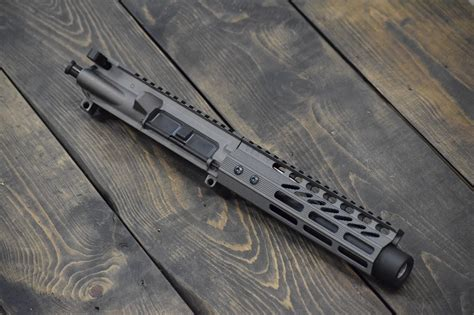 300 Blackout Fully Assembled Upper Receivers And 300 Blackout Hunting Zero