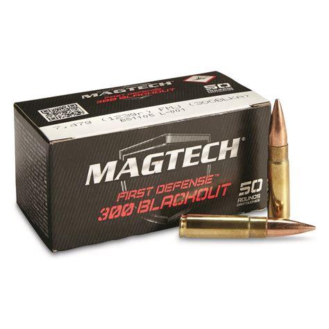 300 AAC Blackout Ammo - AmmoMan Com