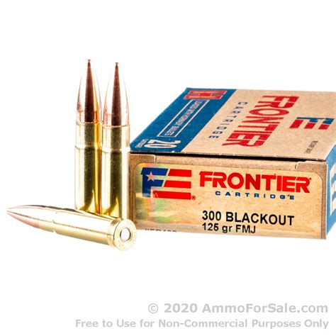 300 AAC Blackout Ammo As Cheap As 31 Per Round