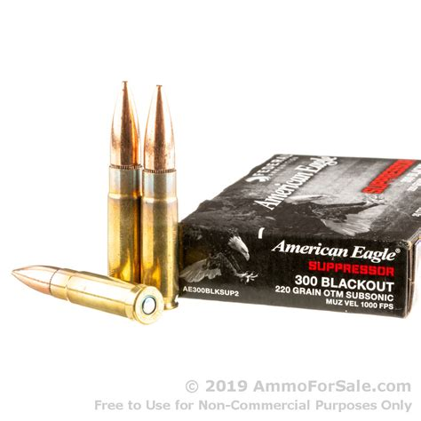 300 Aac Blackout Ammo For Sale In Canada
