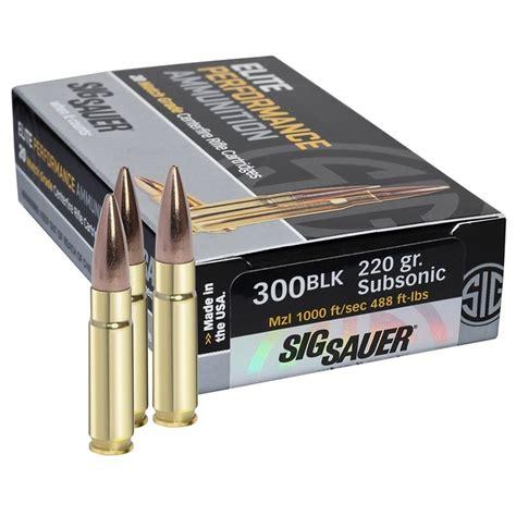300 Aac Blackout Ammo To Go Ammunition