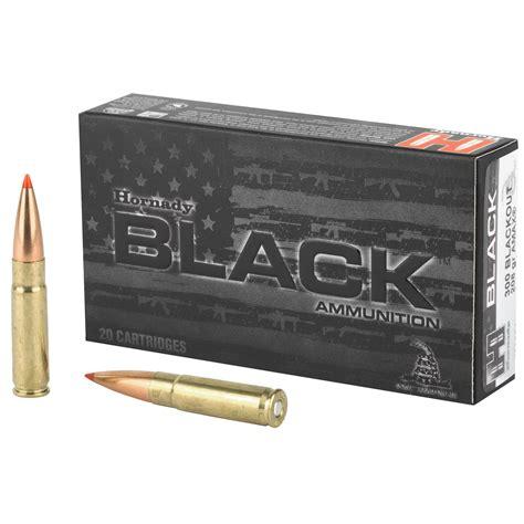 300 Black Ammo Case