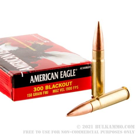 300 Blackout Ammo California