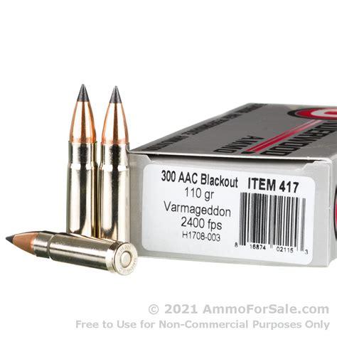 300 Blackout Ammo For Sale Bulk