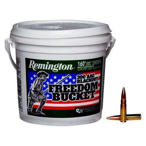 300 Blackout Ammo Freedom Bucket