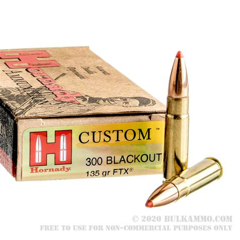300 Blackout Ammo Pros And Cons