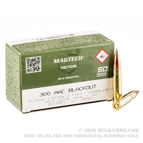 300 Blackout Bulk Ammo 1000 Rounds