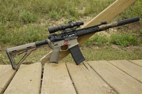 300 Blackout Carbine Configuration