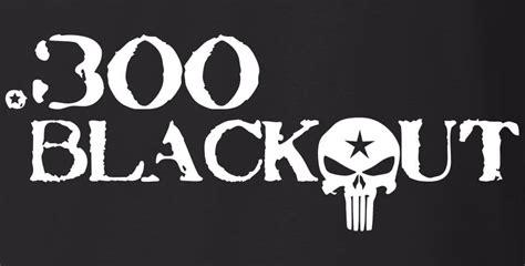 300 Blackout Logo