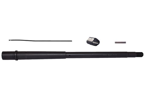 300 Blackout Pistol Gas System