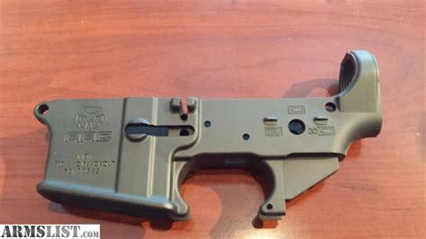 300 Blackout Pistol Lower Receiver