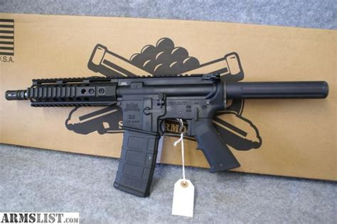 300 Blackout Pistol Palmetto