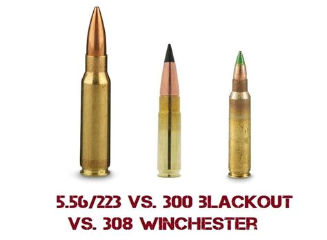 300 Blackout Vs 308 Ballistics Gel