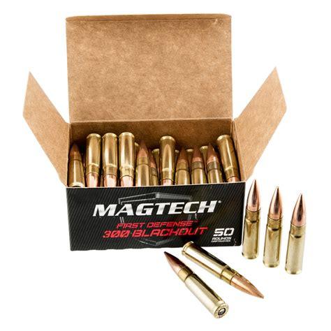 300 Blk Ammo 134