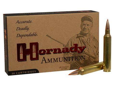 300 Ultra Mag Hornady Ammo
