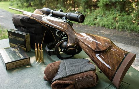 300 Weatherby Rifle For Moose Hunting