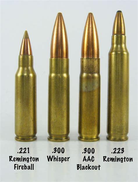 300 Whisper Ammo Vs 300 Blackout