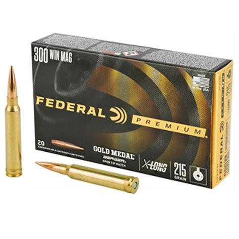 300 Win Mag 215 Berger Ammo