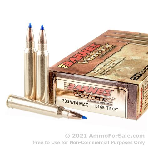 300 Win Mag Ammo For Sale In Stock