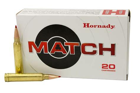 300 Win Mag Hornady Match Ammo