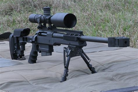300 Win Mag Tactical Rifle Build