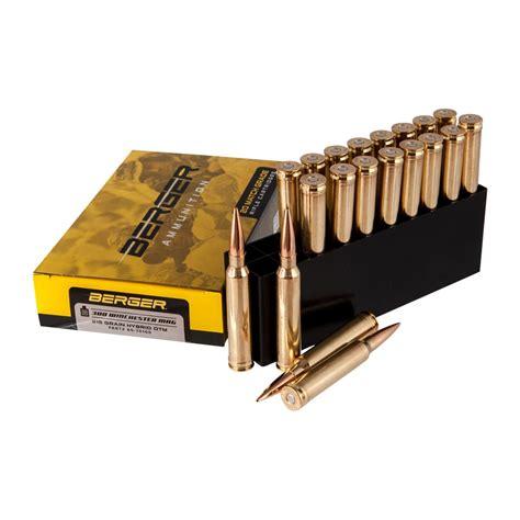 300 Win Mag Target Ammo