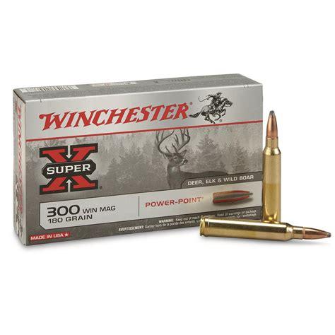 300 Winchester Magnum Ammo Bulk 300 Win Mag Ammunition