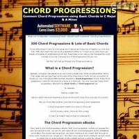 300 chord progressions in c major & a minor write songs easily promotional codes