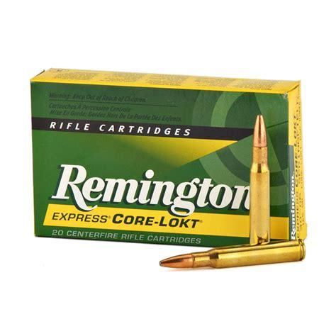 3006 Rifle Remington Round