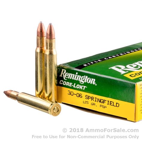 3006 Springfield Ammunition For Sale Online