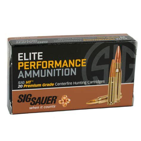 300blk 120gr Elite Hunting Solid Copper Otm Sig Sauer