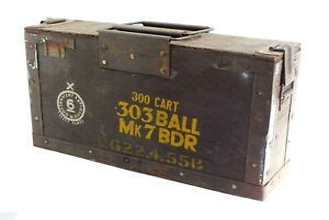 303 Ammo Box