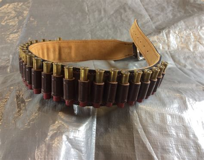 3030 Rifle Ammo Belt