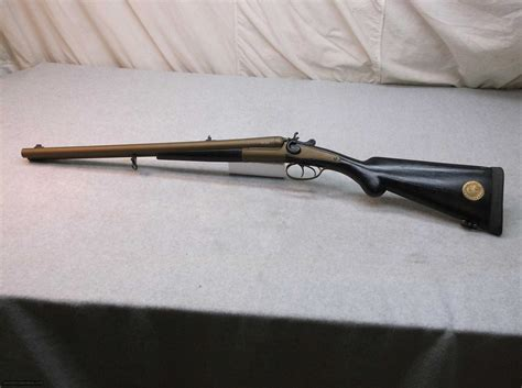 3030 Rifle Or Double Barrel Shotgun And Aero Precision M5 Rifle With 20 Inch Barrel