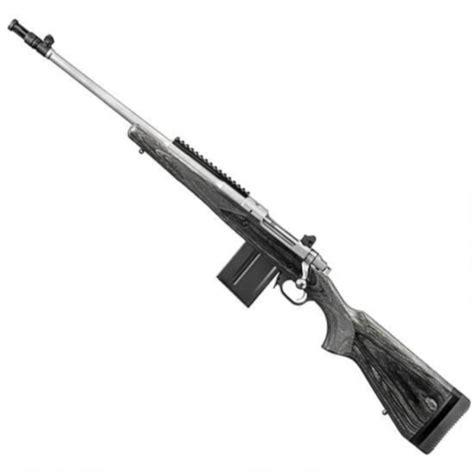 308 18 Inch Barrel Bolt Action Rifle