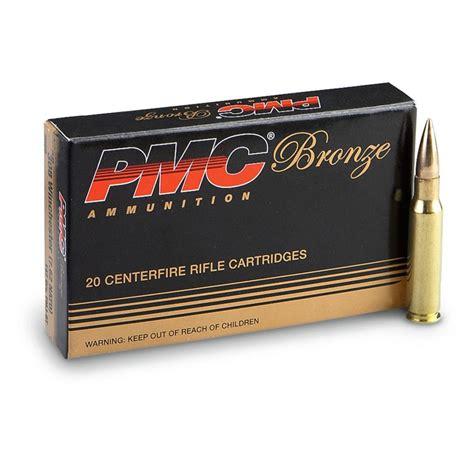 308 7 62x51mm 308 Winchester Ammo Rifle Nosler