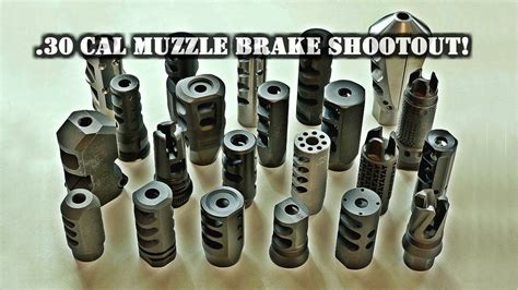 308 Muzzle Brake Shootout And Apex Tactical Specialties Inc Brownells Italia