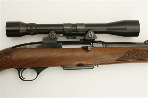 308 Winchester Semi Automatic Rifle And Fn Patrol Bolt Rifle 308 For Sale