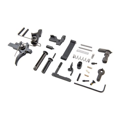 308 Ar Lower Parts Kit Two Stage Complete And Ar 15 Lower Parts Kit Academy