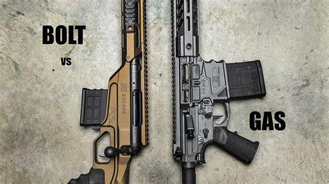 308 Bolt Action Rifle Vs Semi Auto